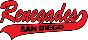 Renegades (Script Logo)