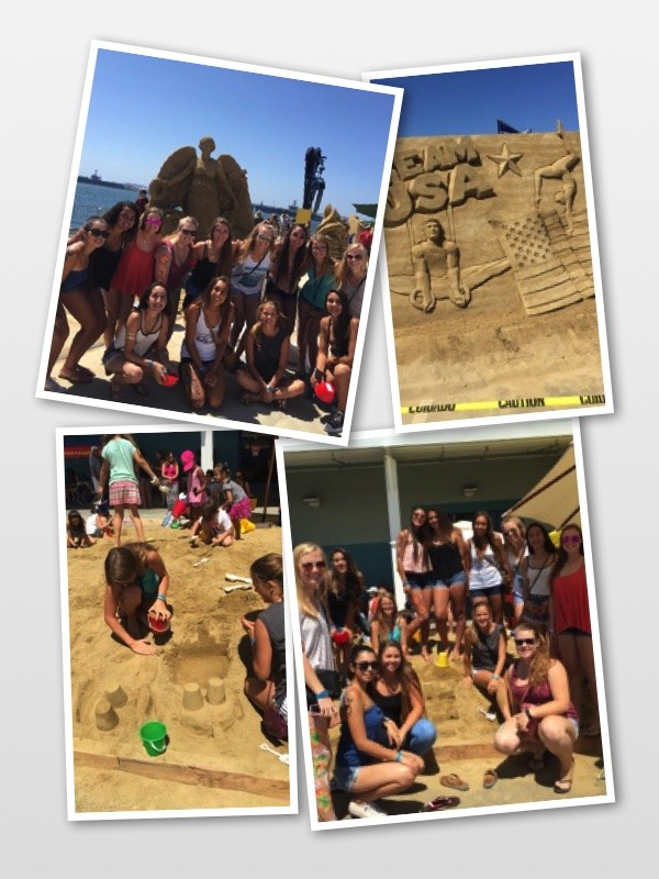 renegades sand castle