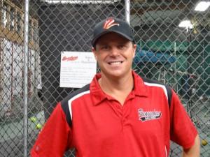 Coach Everett