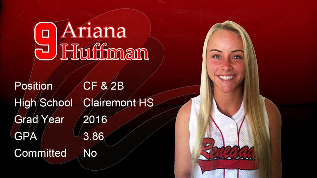 Ariana-Huffman