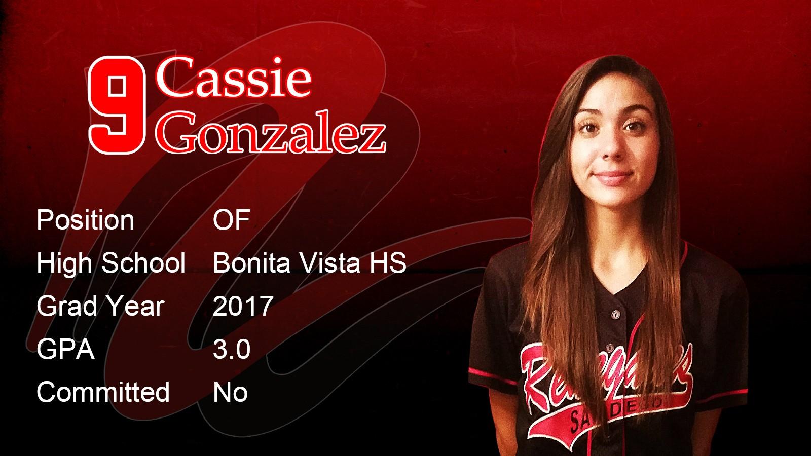 Cassie-Gonzalez