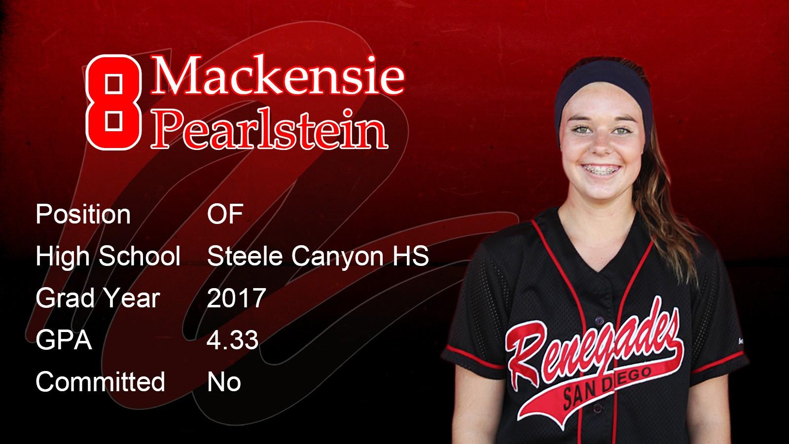 Mackensie-Pearlstein