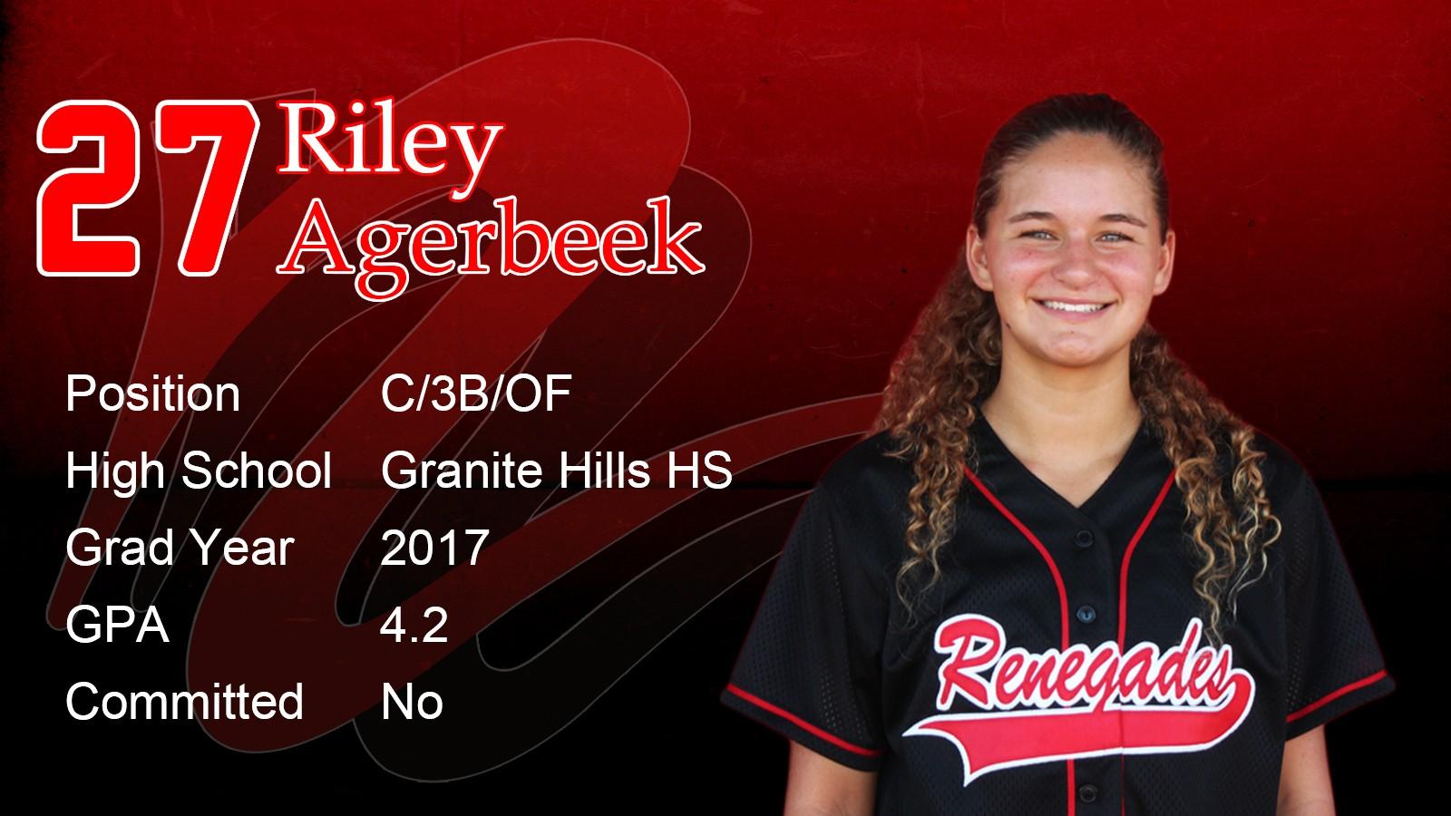 Riley-Agerbeek