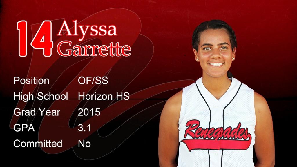 Alyssa-Garrette