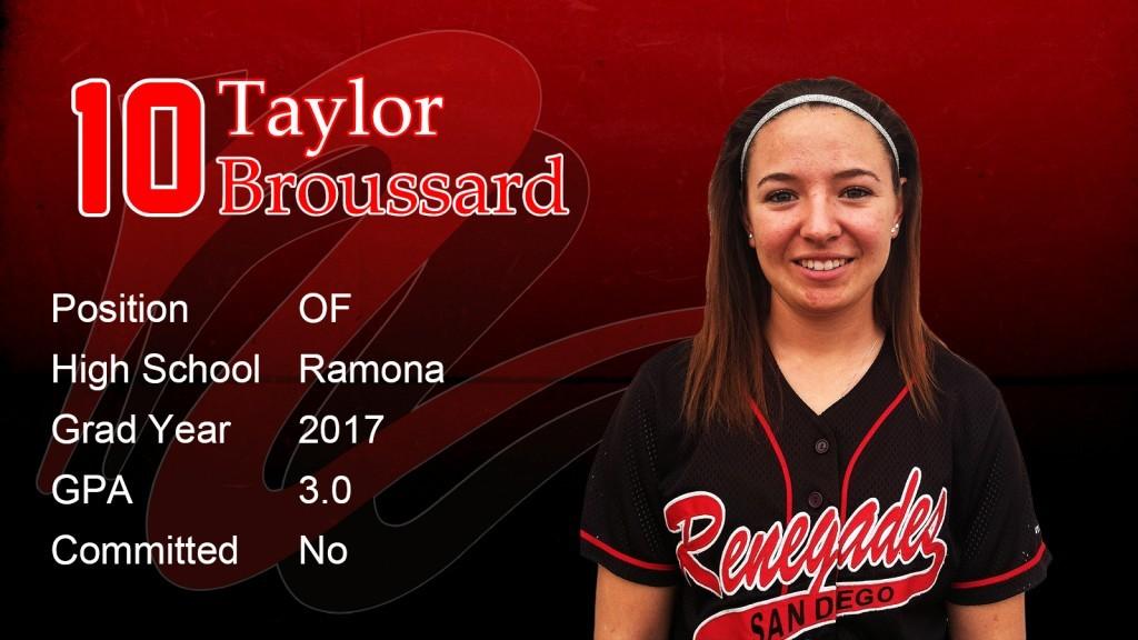 Taylor-Broussard