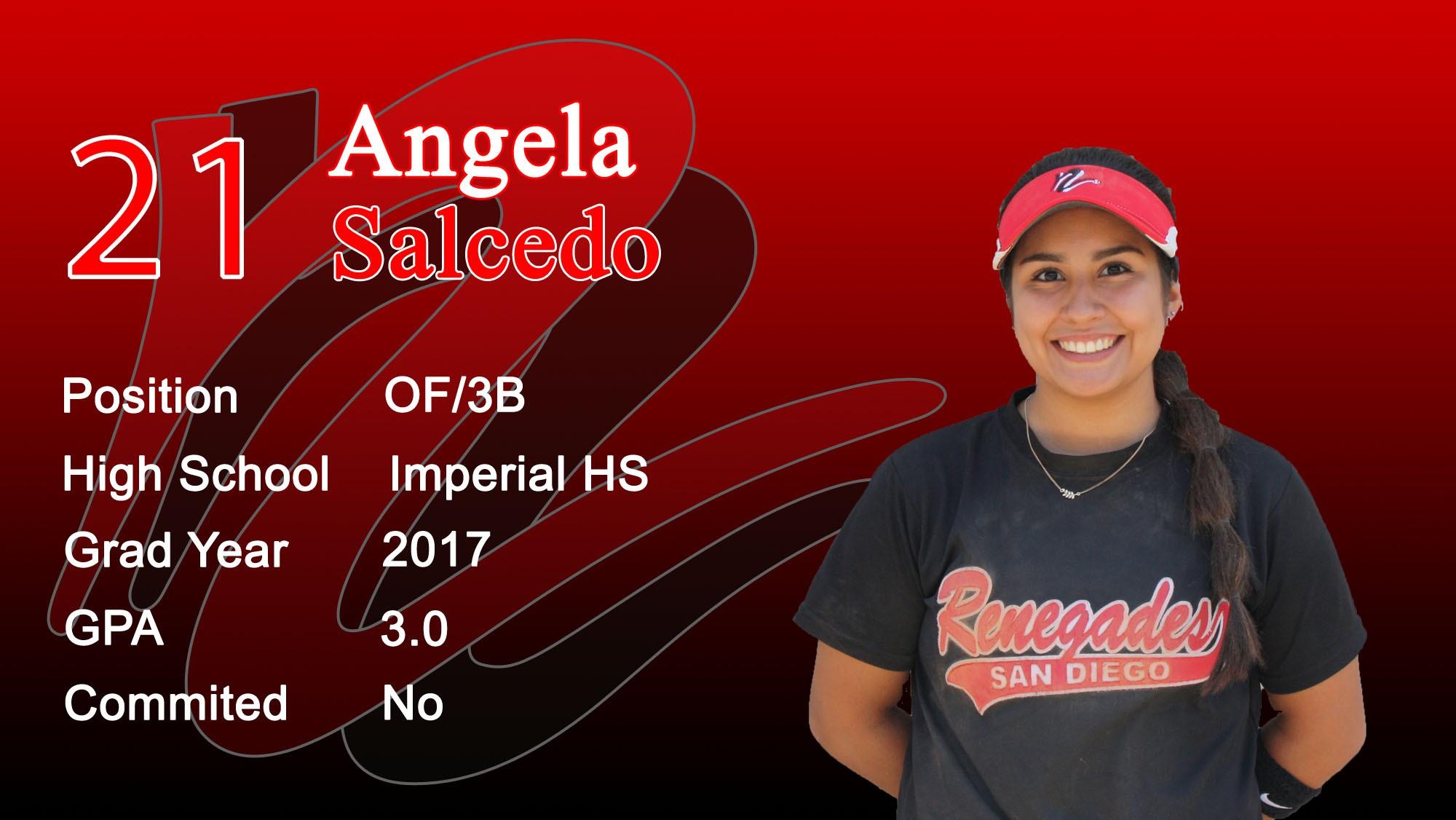 Angela salcedo
